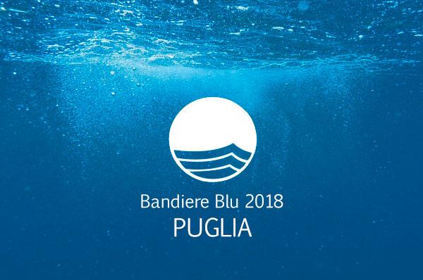 Bandiere Blu in Puglia nel 2018 anche Rodi, Peschici e Zapponeta