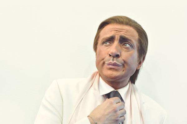 Dario Ballantini show