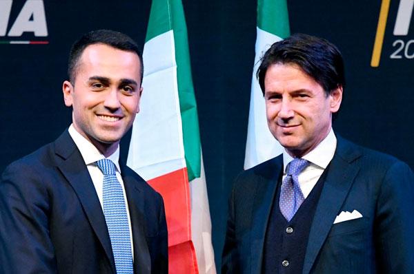 Giuseppe Conte il possibile premier pugliese del governo Salvini-Di Maio