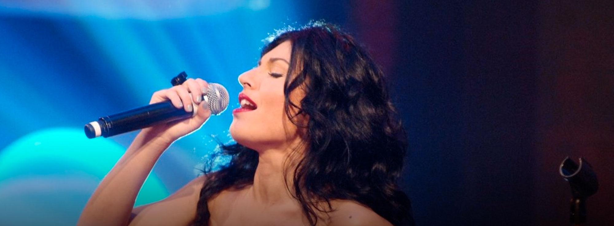 Lesina: Girotondo tour - Giusy Ferreri live