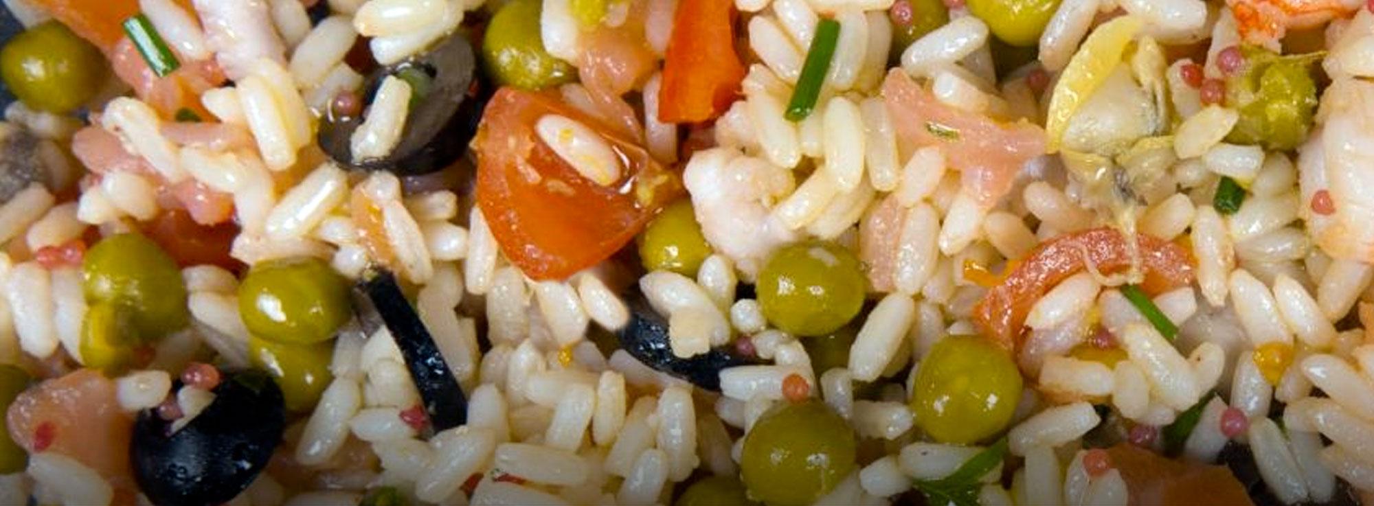 Ricetta: Insalata di riso