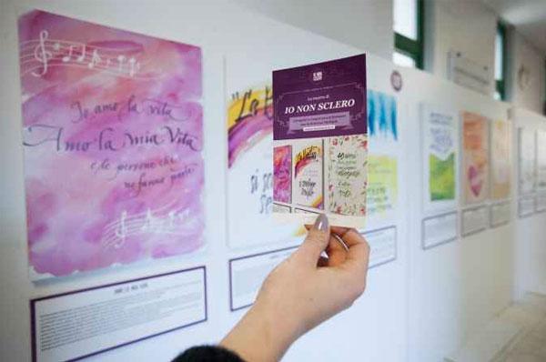 Io non sclero, a Bari una mostra racconta la sclerosi multipla