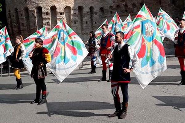 Parata Nazionale della Bandiera Under 18