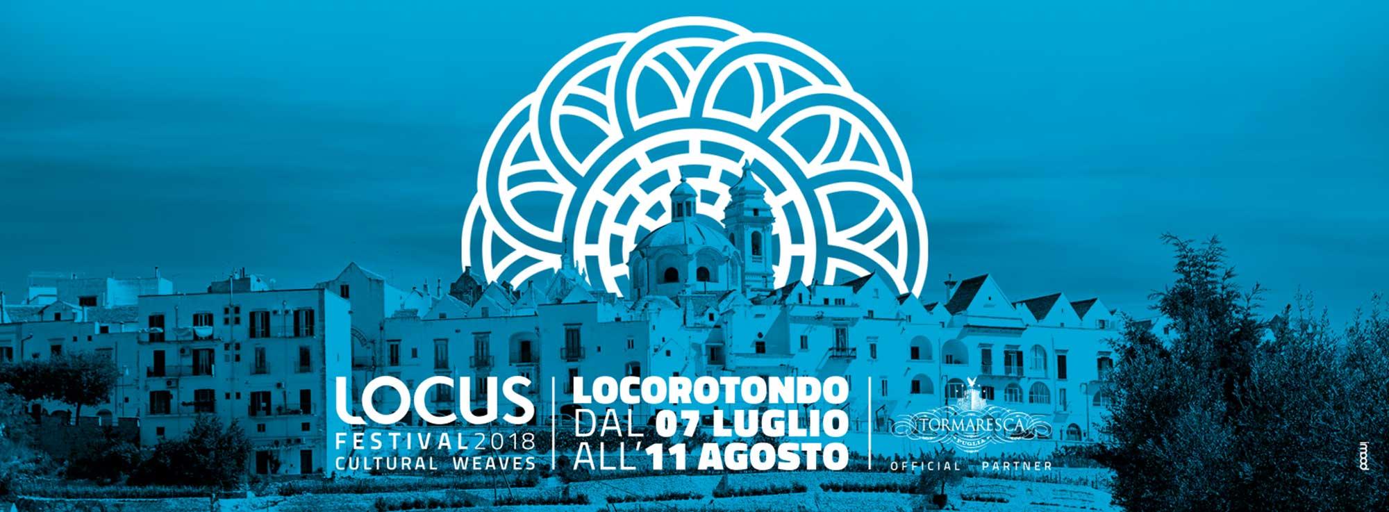 Locorotondo: Locus Festival