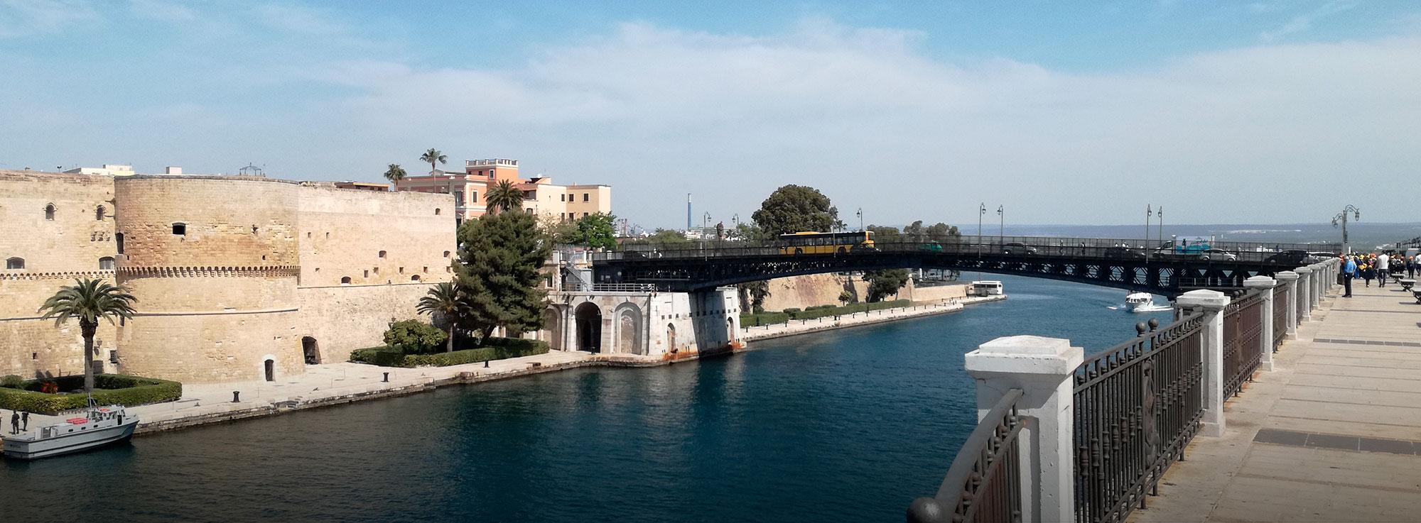 Taranto: Settimana europea del Mare