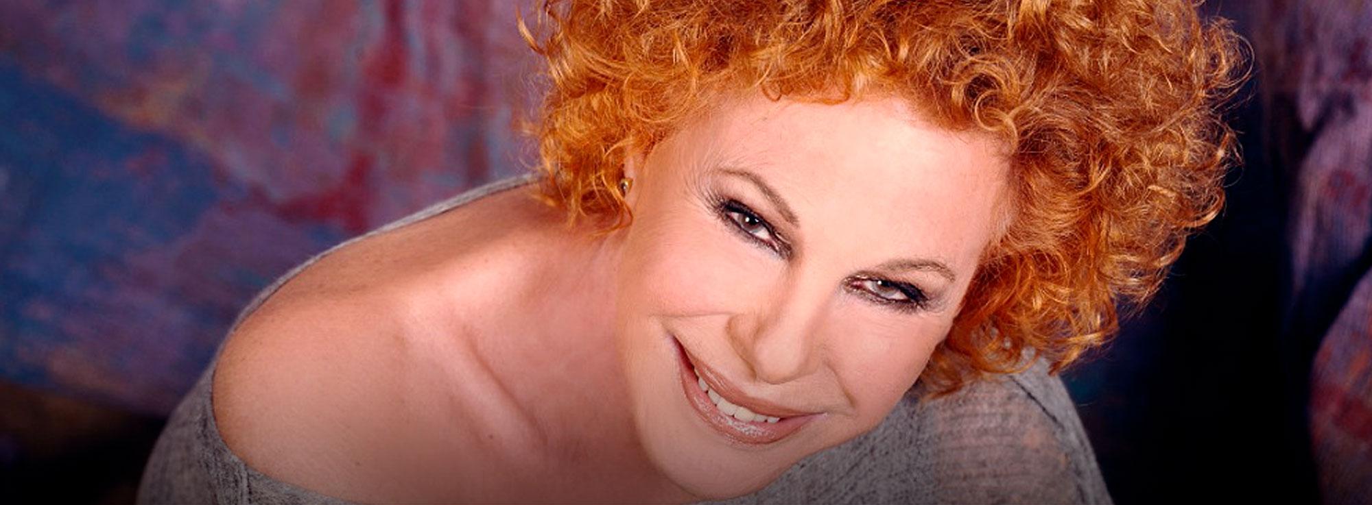 Bari: La Mia Storia, Ornella Vanoni in Concerto