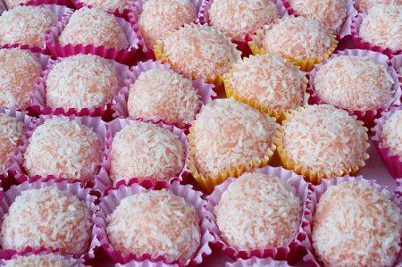 Palline di Cocco, un fresco dolce finger food per l'estate
