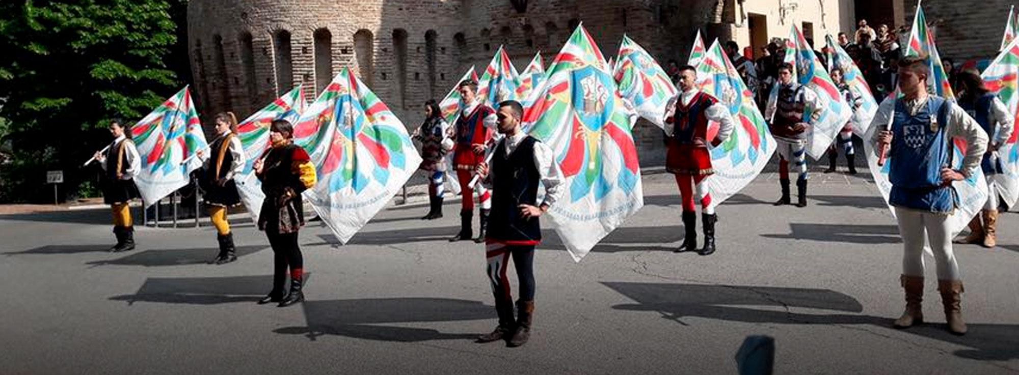 Lucera: Parata Nazionale della Bandiera Under 18
