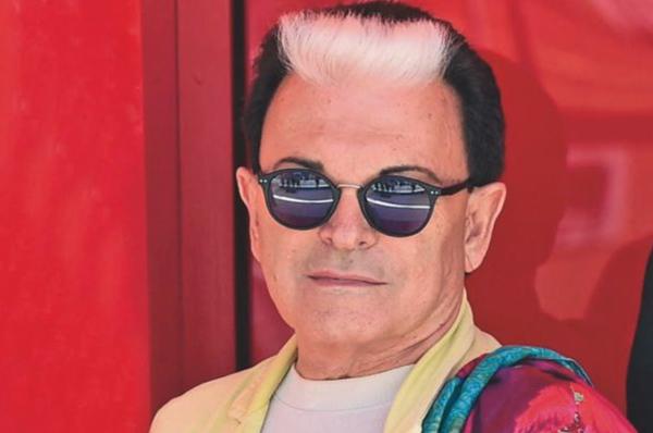 Cristiano Malgioglio gira il nuovo video in Puglia a Gallipoli