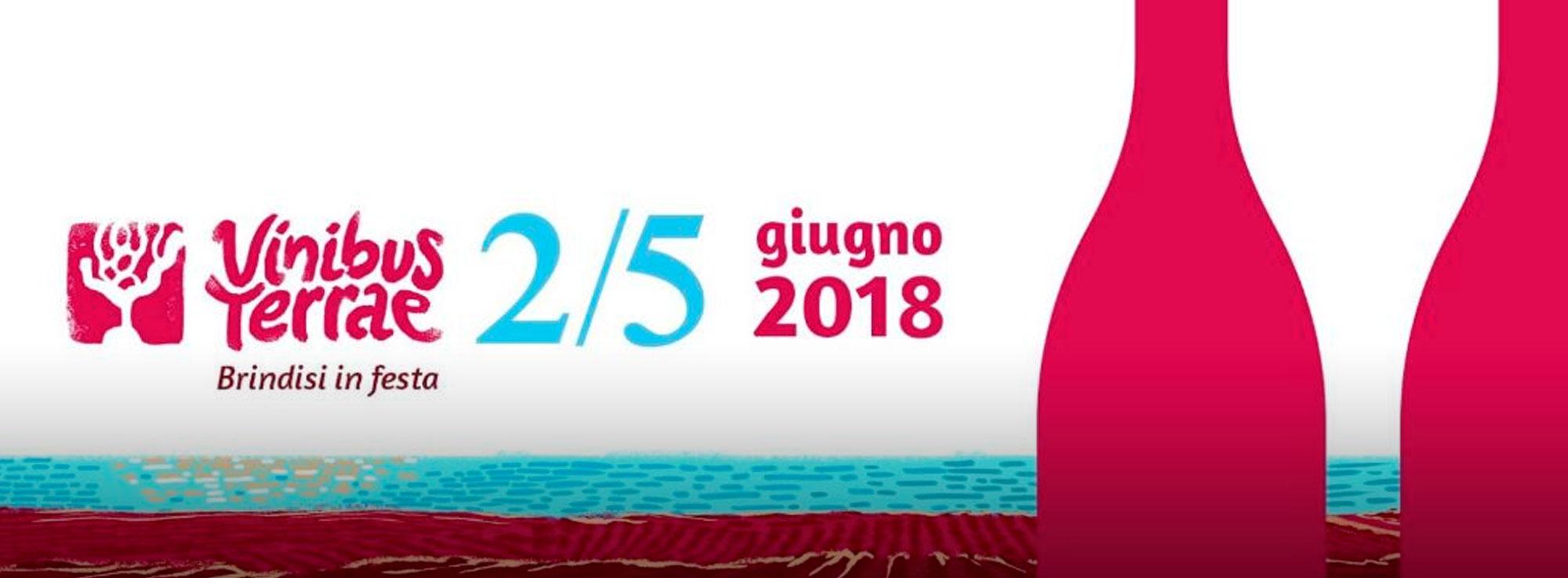 Brindisi: Vinibus Terrae 2018