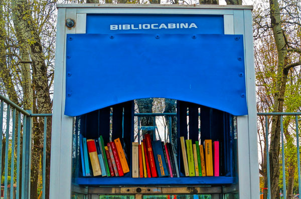 Bibliocabina, a Mattinata sul Gargano la cultura è per tutti