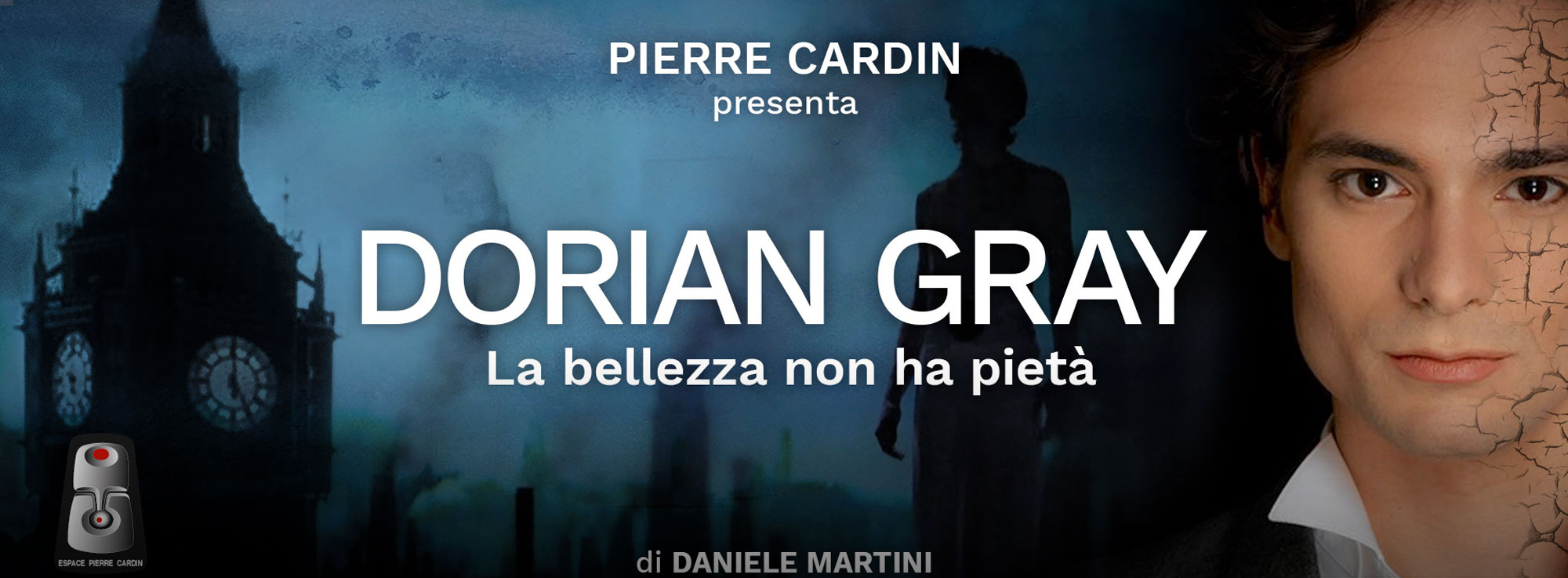 Bari: Dorian Gray, la bellezza non ha pietà