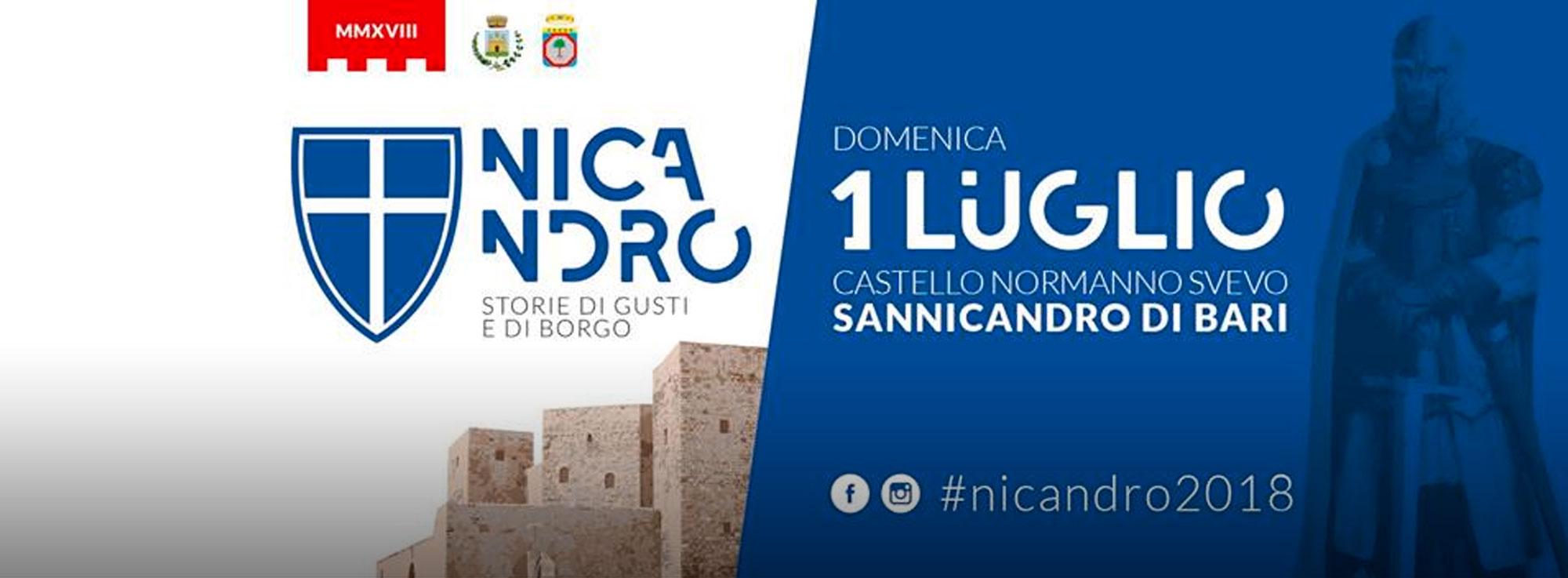 Sannicandro di Bari: Nicandro 2018
