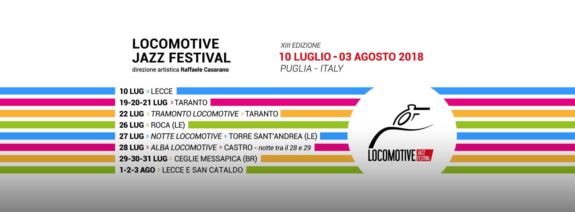 Castro Marina: Alba Locomotive 2018
