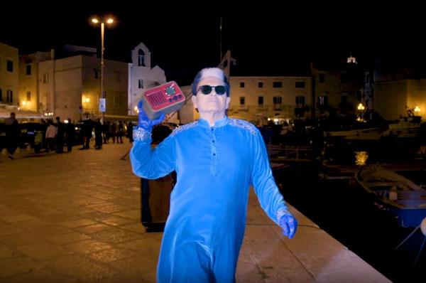 Danzando, danzando: video con Malgioglio nelle città pugliesi