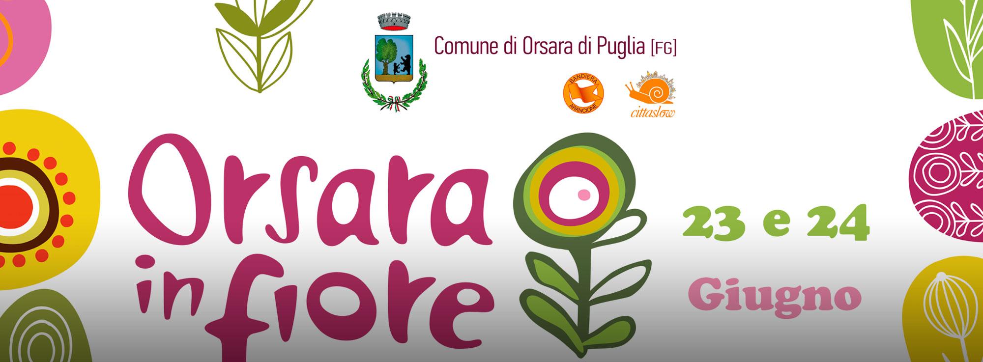 Orsara di Puglia: Orsara in Fiore