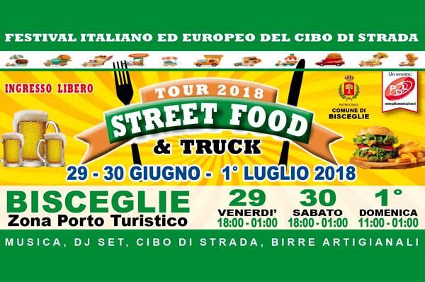 Bisceglie Street Food & Truck Festival 2018