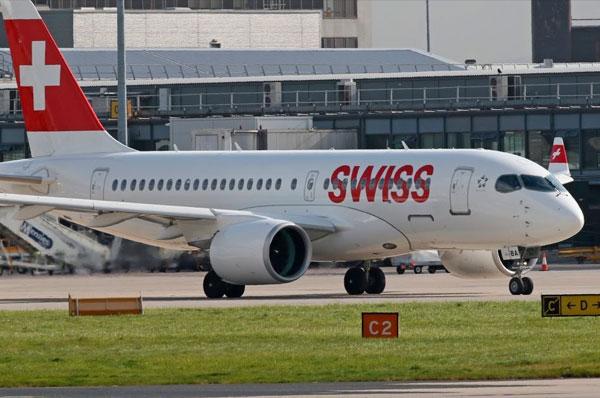 Brindisi-Zurigo, Swiss volerà tutto l'anno da e per il Salento