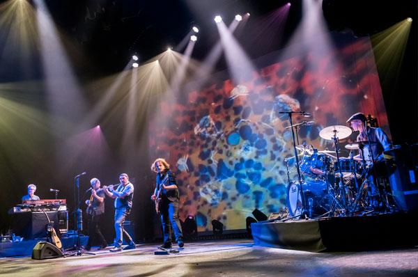 Jethro Tull - 50th Anniversary Tour Europe
