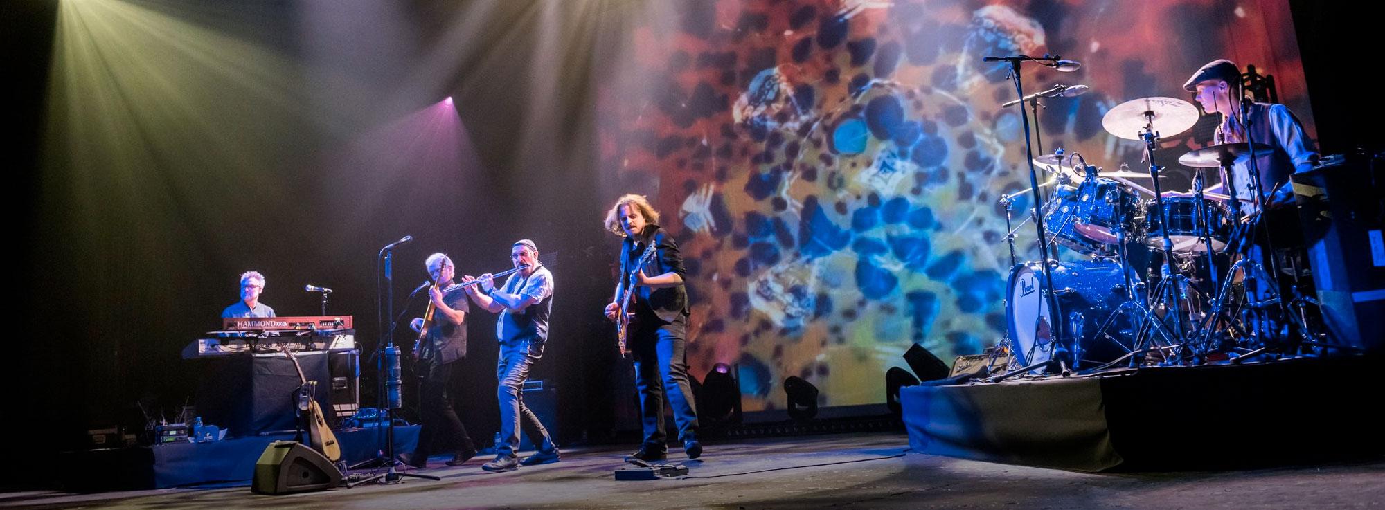 Molfetta: Jethro Tull - 50th Anniversary Tour Europe