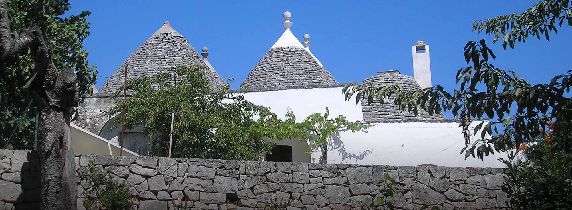 Alberobello: Trulli Viventi