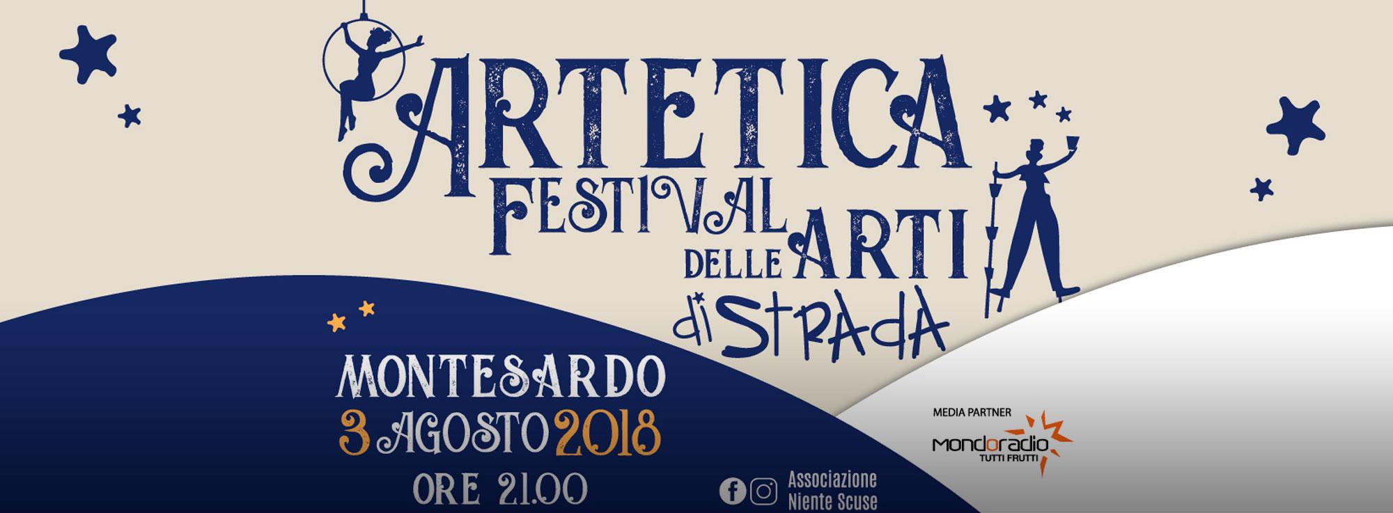 Montesardo: Artetica – Festival delle Arti di Strada