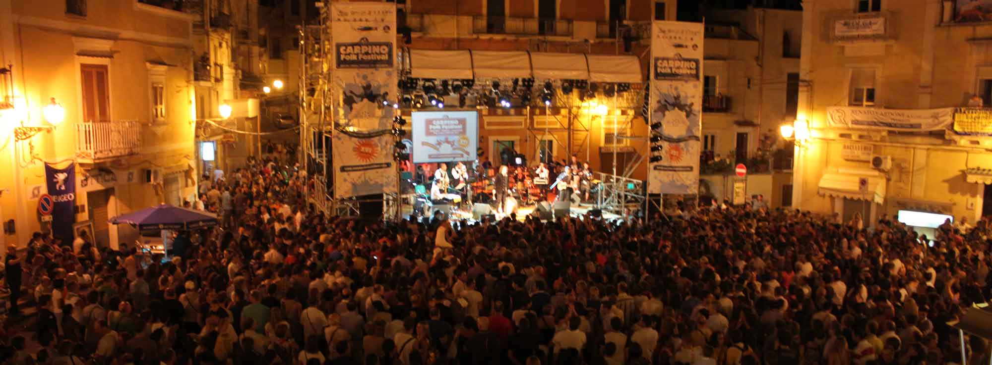 Carpino: Carpino Folk Festival