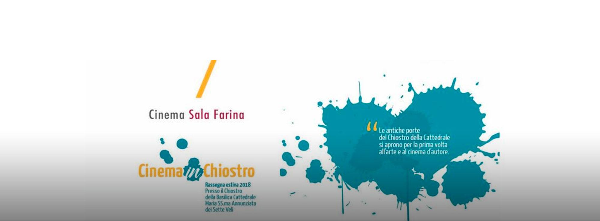 Foggia: Cinema inCHIOSTRO