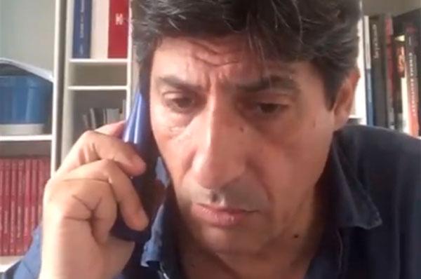 """Emilio Solfrizzi presenta in un divertente video """"Il cotto e il crudo"""""""