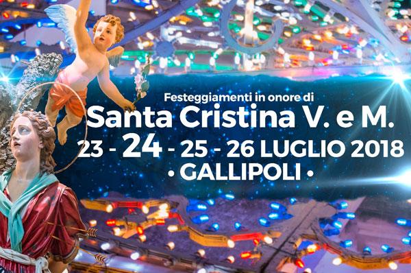 Festa Santa Cristina
