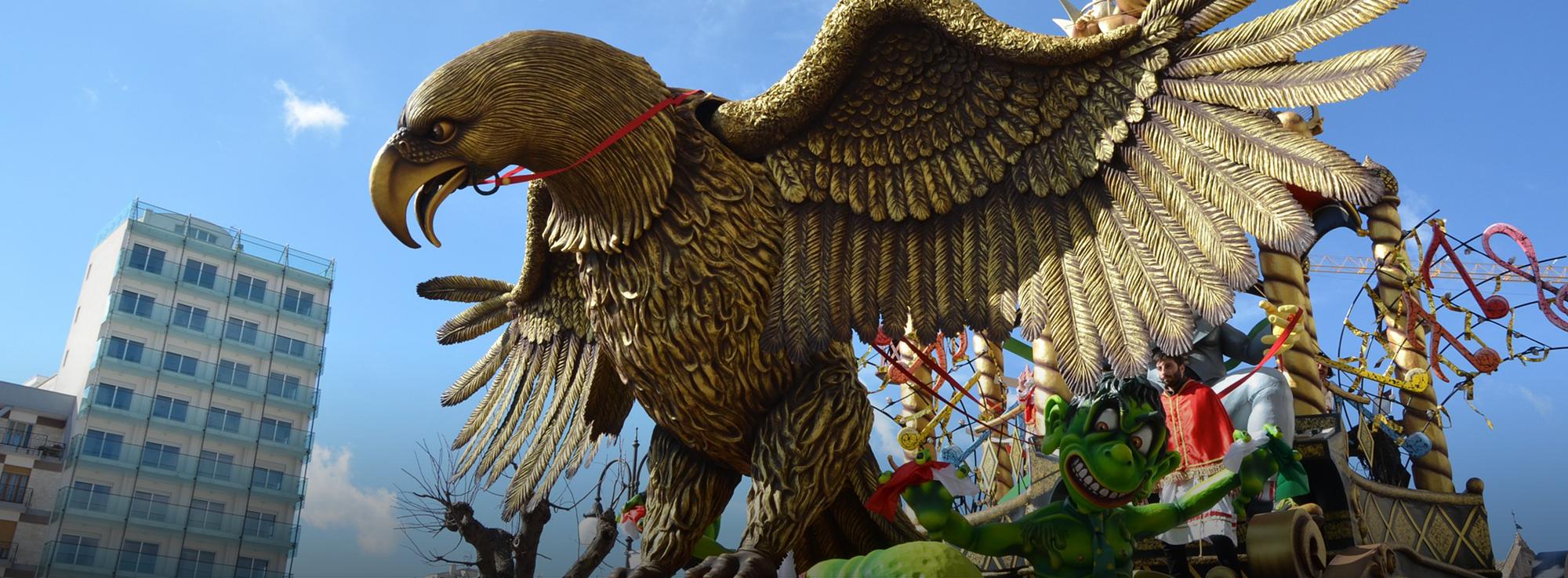 Putignano: Carnevale Estivo di Putignano 2018