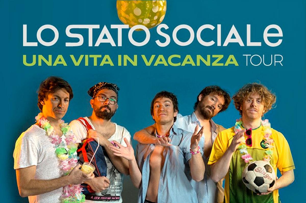 Lo Stato Sociale in concerto