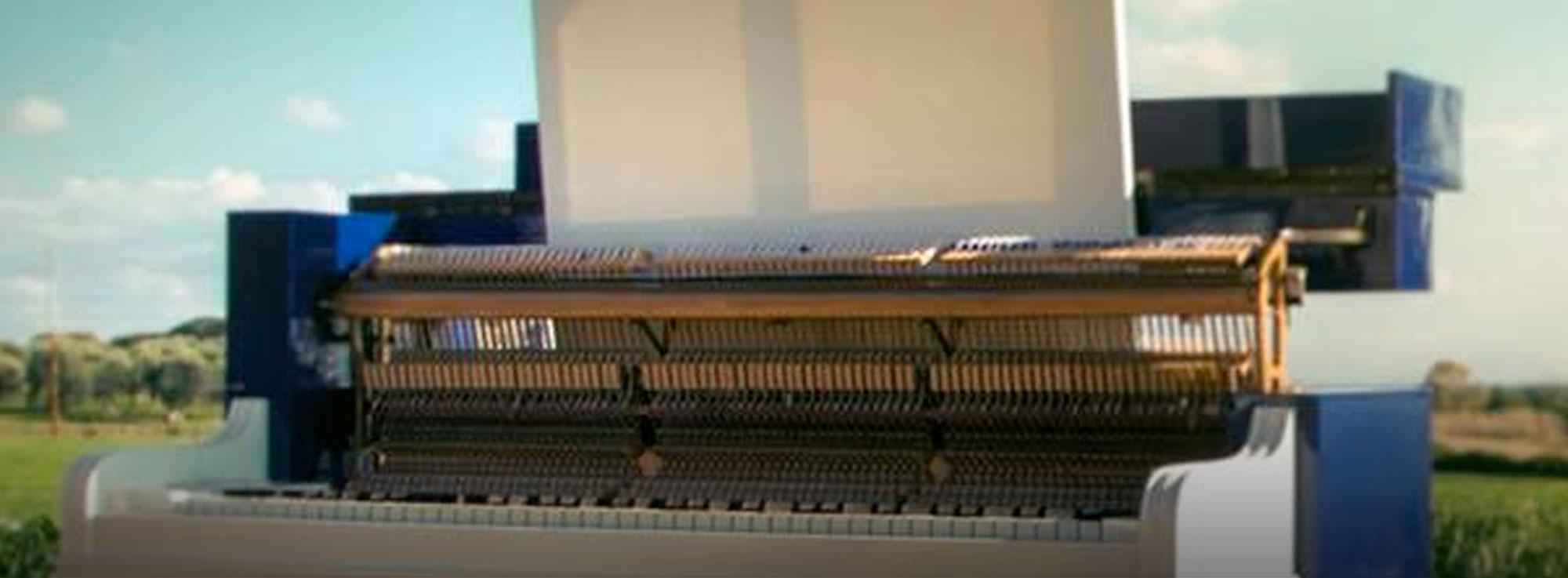 Oria: Il pianoforte che dipinge