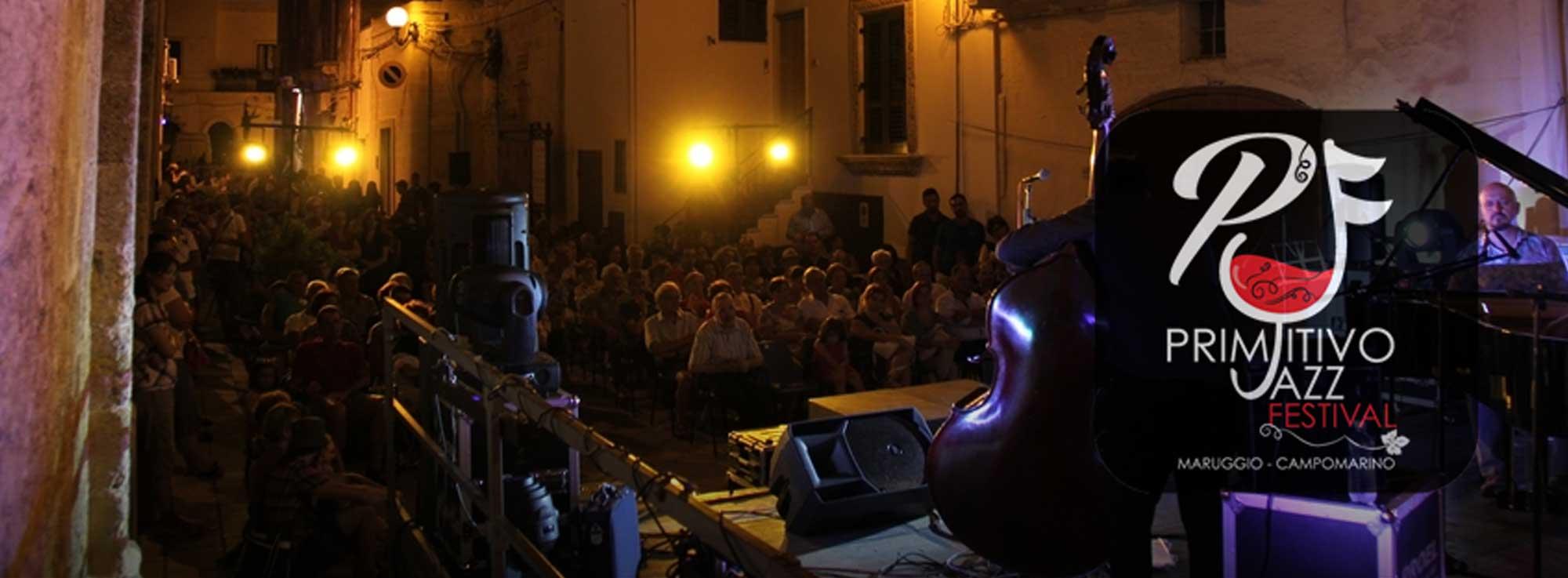Maruggio: Primitivo Jazz Festival