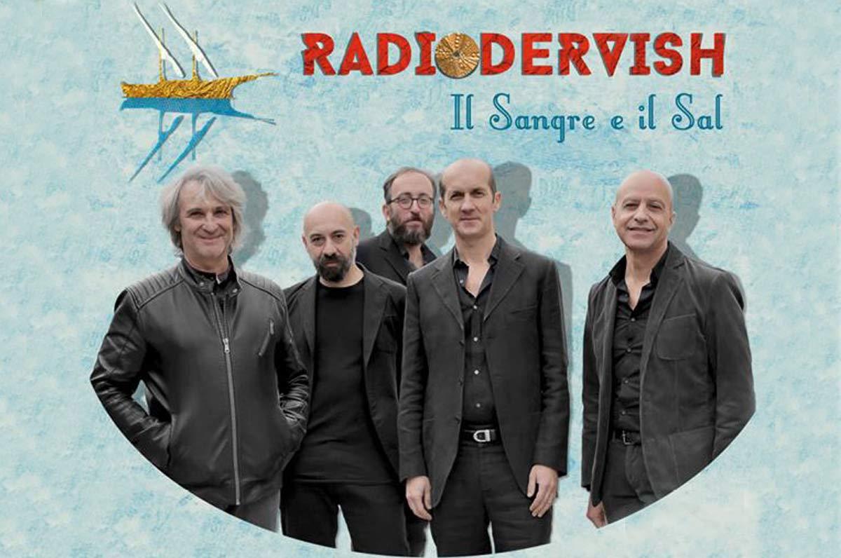 Radiodervish presentano Il Sangre e il Sal