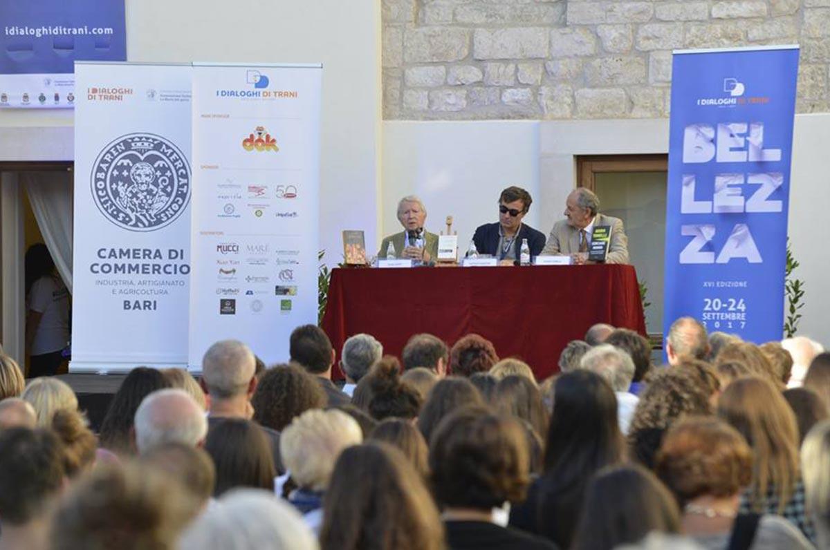 Dialoghi di Trani, l'attesissimo appuntamento con la cultura