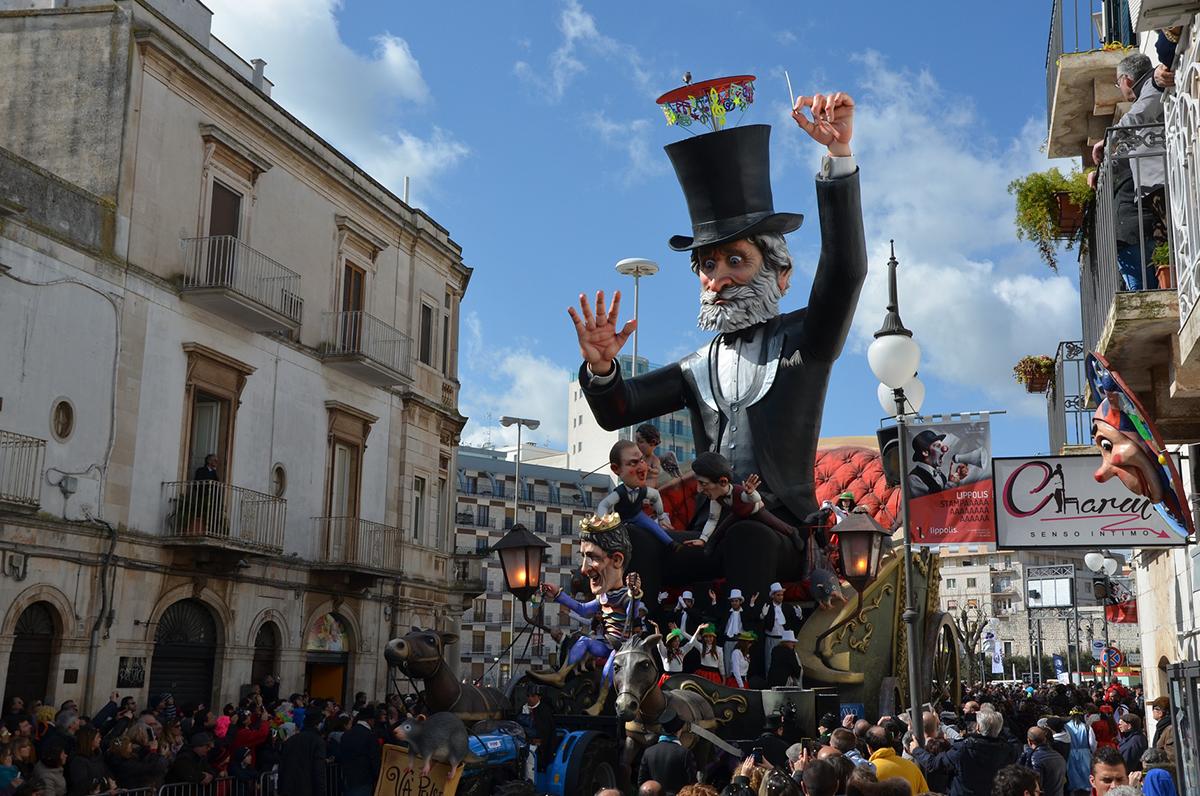 Carnevale Estivo di Putignano 2018