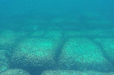 Molo di epoca romana: il ritrovamento nel mare di Manduria