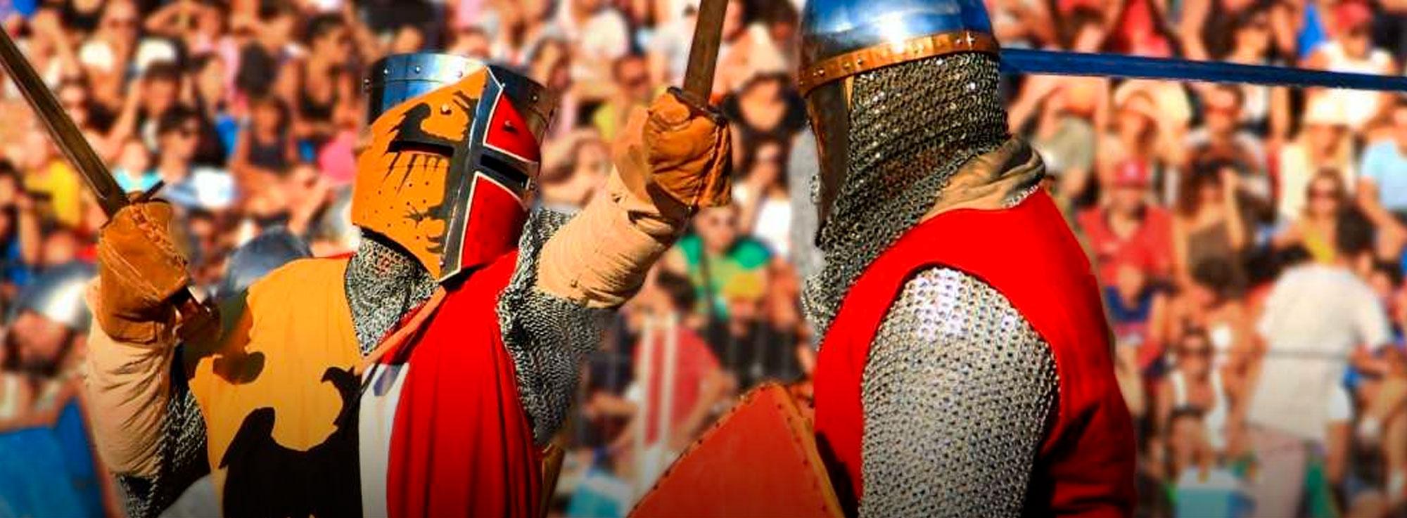 Oria: Corteo Storico Federico II e il Torneo dei Rioni