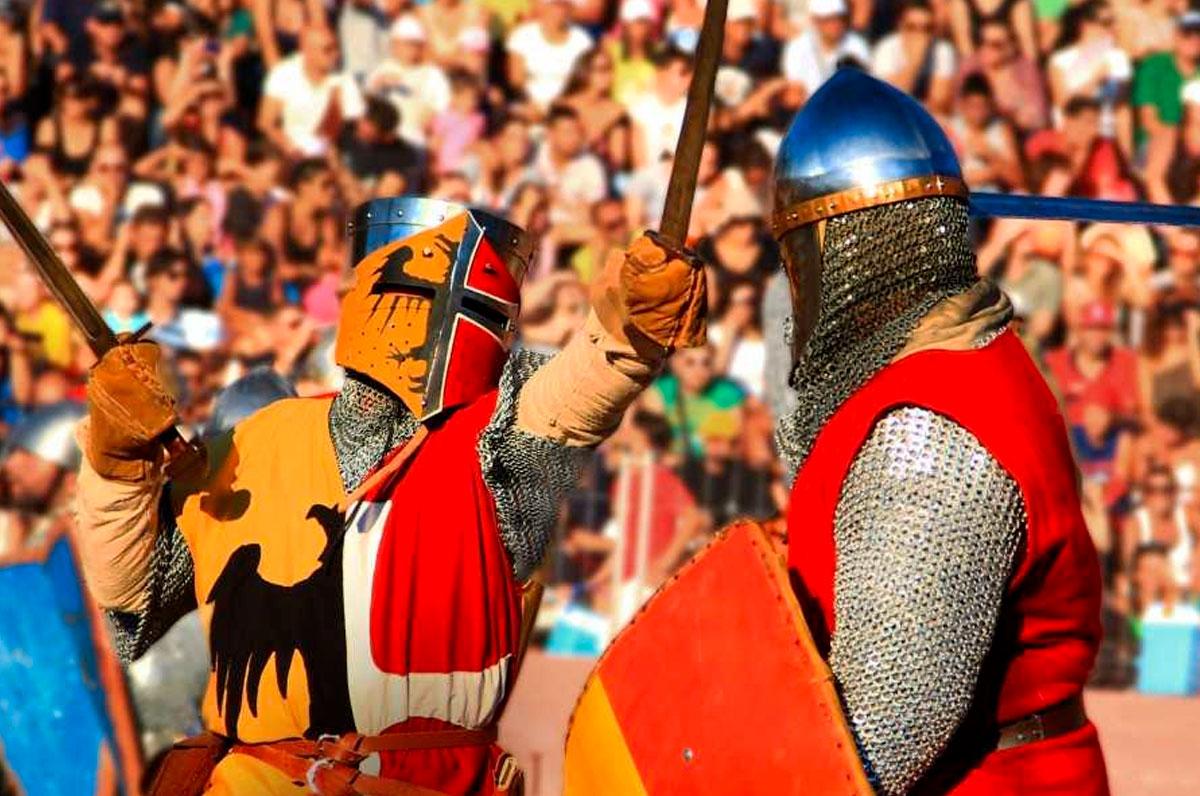 Corteo Storico Federico II e il Torneo dei Rioni