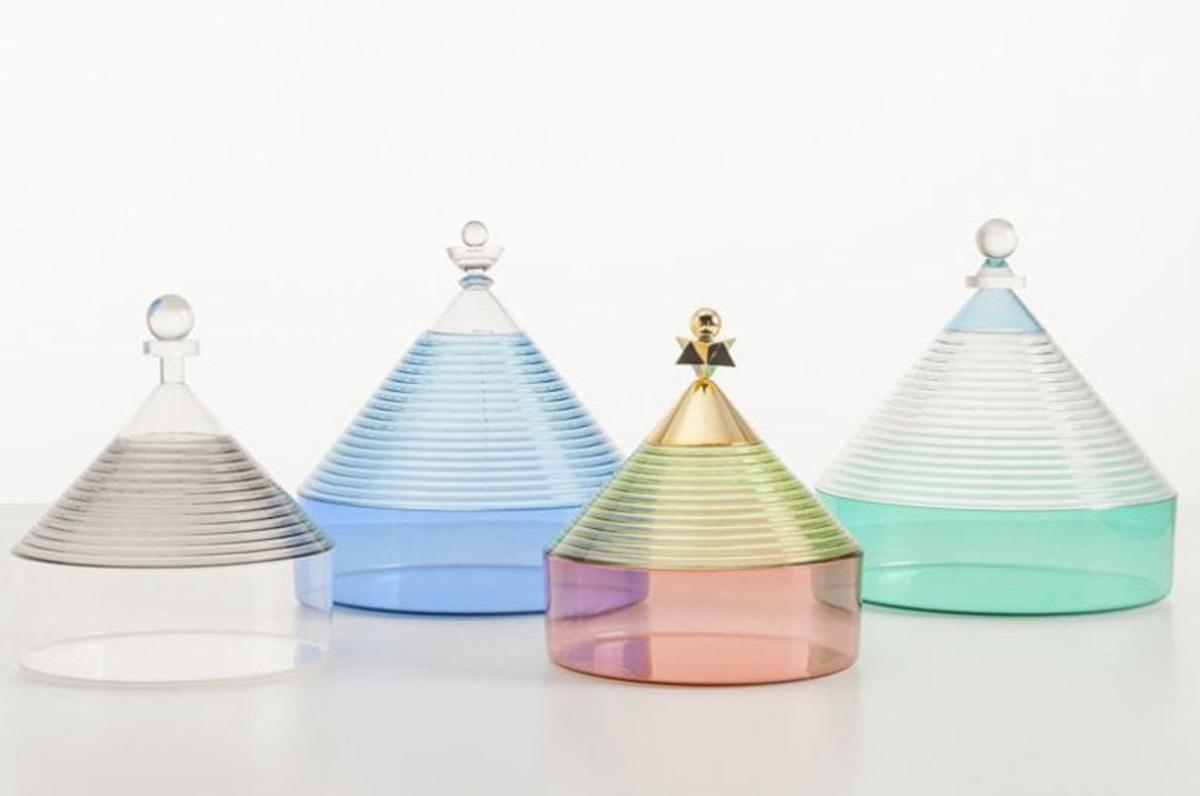 Il Trullo diventa un centrotavola: l'opera di design al Salone del Mobile