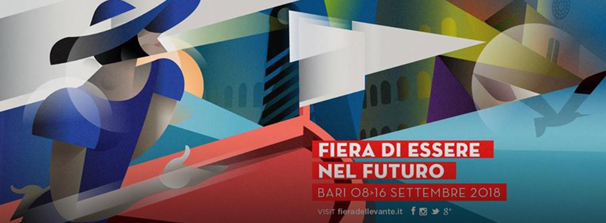 Bari: Nuova Fiera del Levante - 82^ Campionaria Generale Nazionale