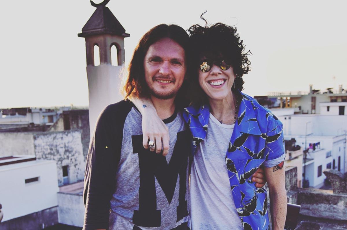 La cantante italoamericana LP gira il suo videoclip a Nociglia in Puglia