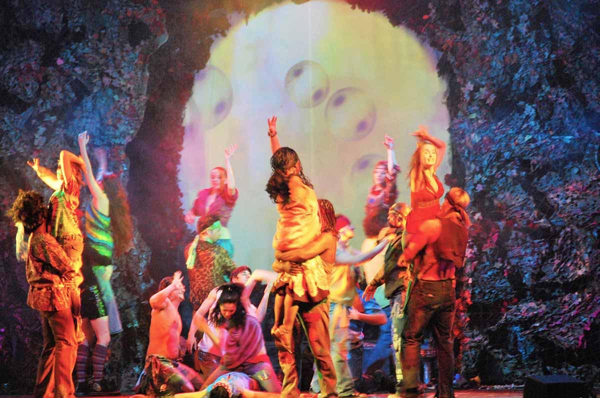 Mille di queste notti, il teatro sul Gargano, a Manfredonia