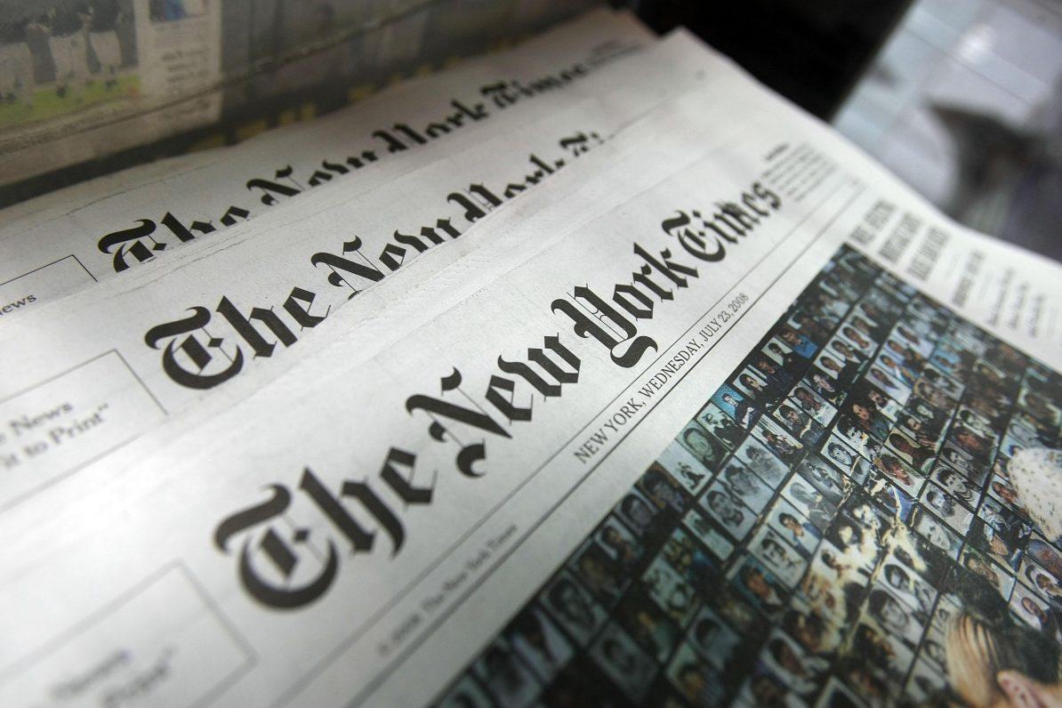 Grottaglie vola in America: l'aeroporto spaziale finisce sul New York Times
