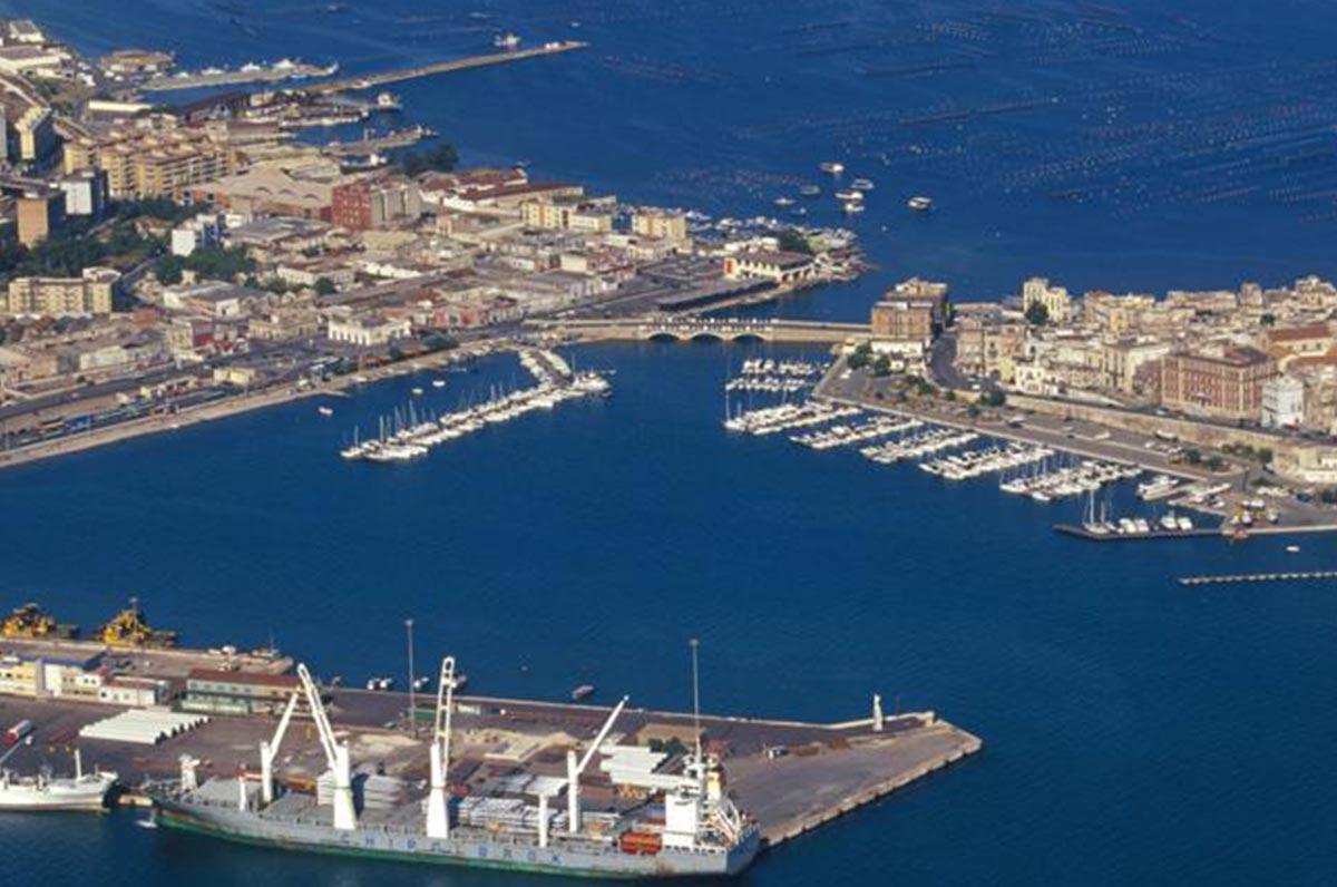 Porto di Taranto, piano per un grande sviluppo commerciale del molo