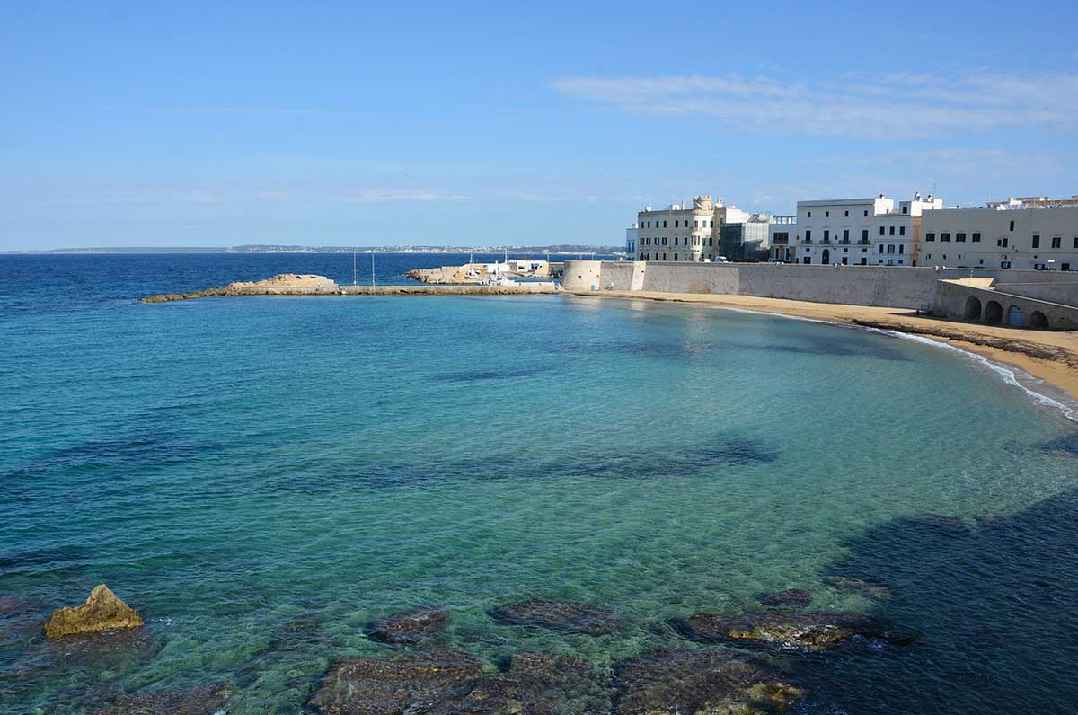 Puglia, meta turistica preferita per le ferie estive secondo il Codacons