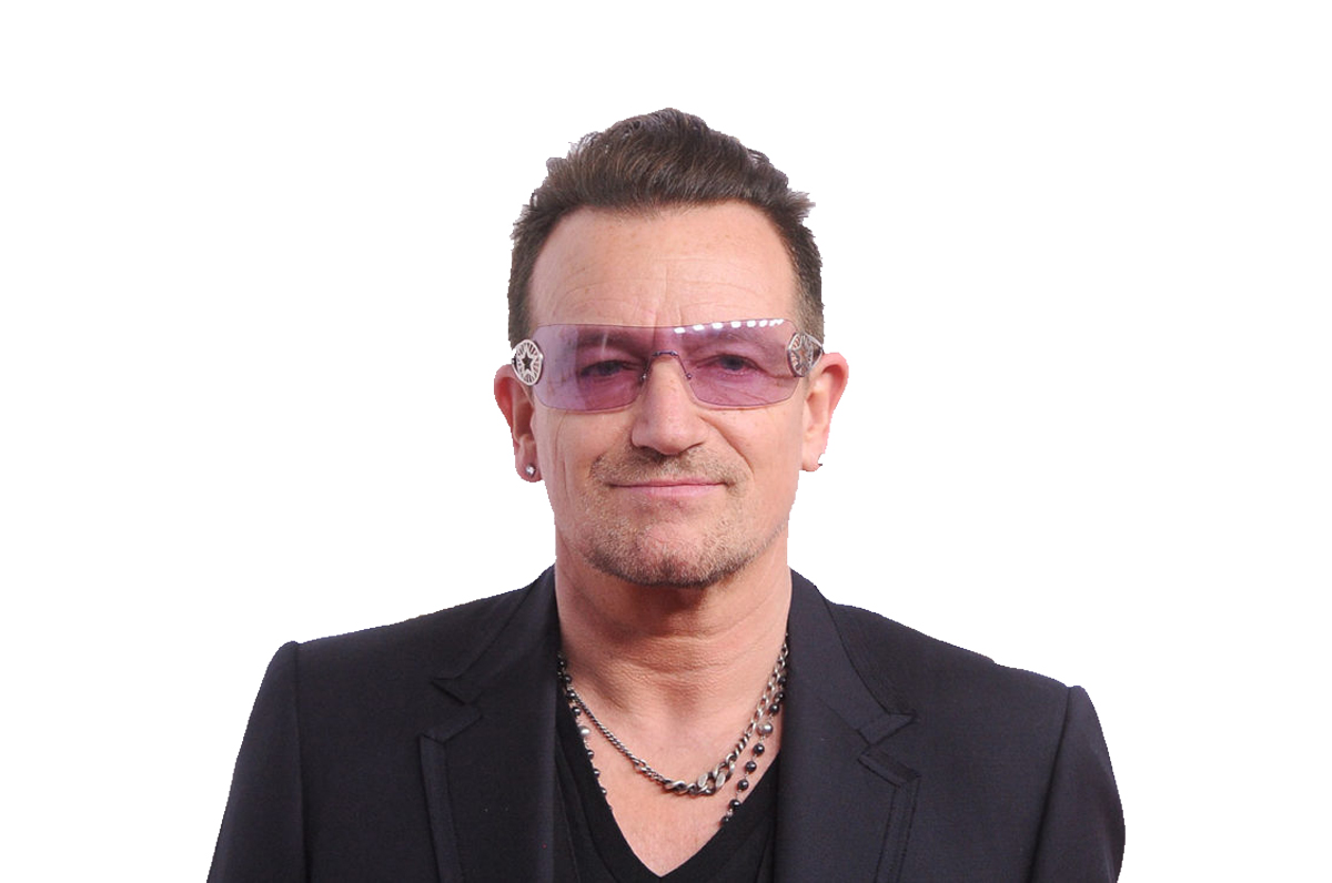 Bono Vox sbarca a Gallipoli, la sorpresa arriva in gommone