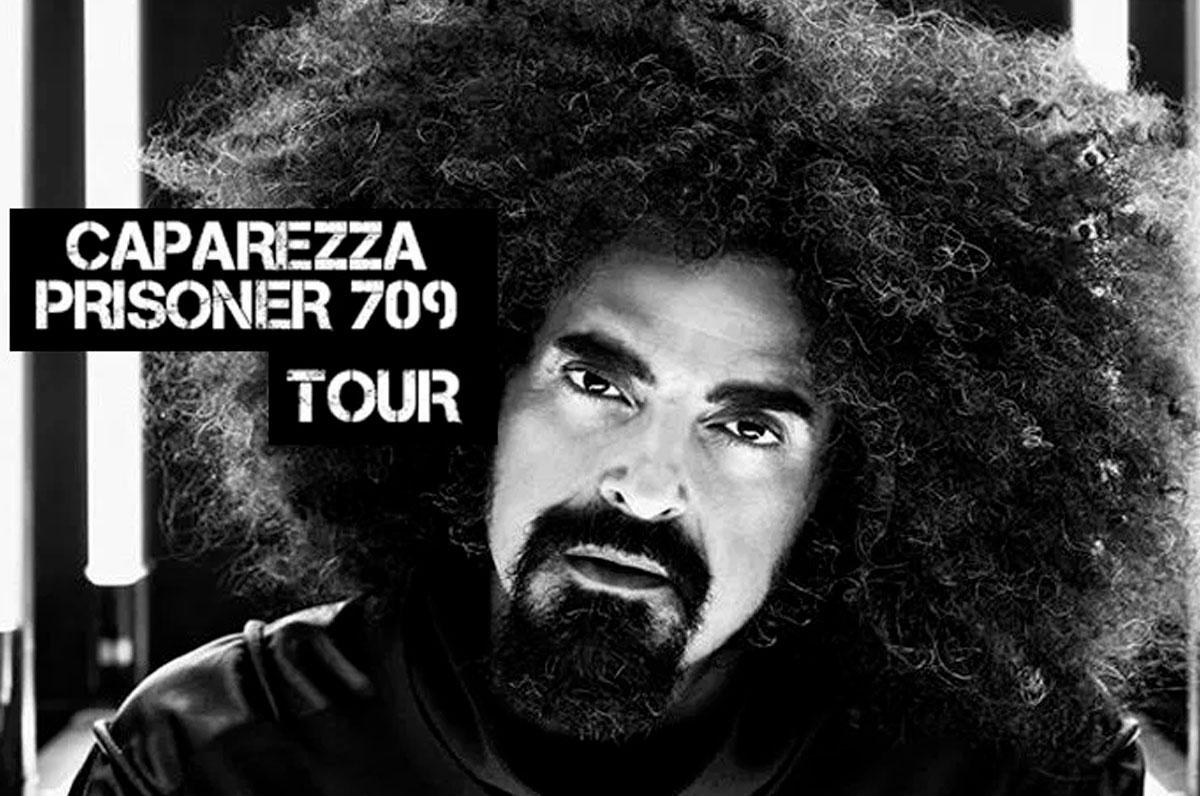Prisoner 709 tour - Caparezza