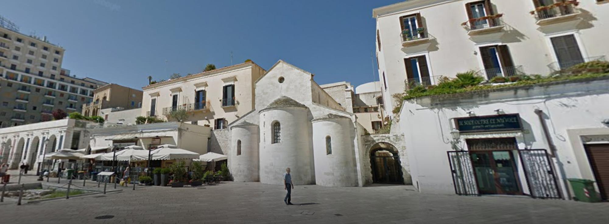 Bari: Credevo di andare in Vacanza